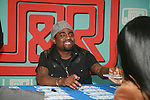 Wale at J&R MUSIC WORLD hosts the exclusive NYC signing for hip-hop rising star WALE'S critically acclaimed new album AMBITION at J&R Music Store, 23 Park Row, NY   11/2/11