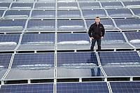 Aleksander Jørgenrud<br /> solcellepaneler Asko<br /> <br /> ©Fredrik Naumann/Felix Features