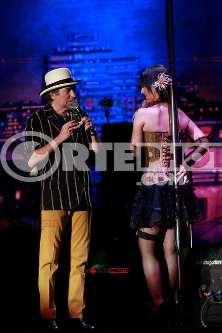 Joaquin Sabina ofrecio concierto en Expoforum de Hermosillo, Mex.,  luego de salir de el hospital en dias pasados. (Foto:LuisGutierrezNortePhoto.com)