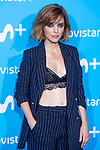 Leticia Dolera attends to blue carpet of presentation of new schedule of Movistar+ at Queen Sofia Museum in Madrid, Spain. September 12, 2018.  (ALTERPHOTOS/Borja B.Hojas)