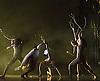 London, UK. 25.03.2016. balletLORENT's Snow White opens at Sadler's Wells Theatre for the Easter family weekend. Dancers are:Gwen Berwick, Akeim Toussaint Buck, Gavin Coward, Toby Fitzgibbons, John Kendall, Caroline Reece, Juliet Thompson, Natalie Trewinnard, Philippa White, Giulia Coti Zelati. Photo - © Foteini Christofilopoulou.