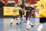BRISBANE, AUSTRALIA - OCTOBER 27:  during the Brisbane Juniors Futsal Premier League Elitefoot matches on October 27, 2018 in Brisbane, Australia. (Photo by Patrick Kearney)