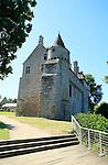 20080723 - France - Bretagne - Ploezal<br />LE CHATEAU DE LA ROCHE-JAGU (22).<br />Ref : CHATEAU_ROCHE-JAGU_006.jpg - © Philippe Noisette.
