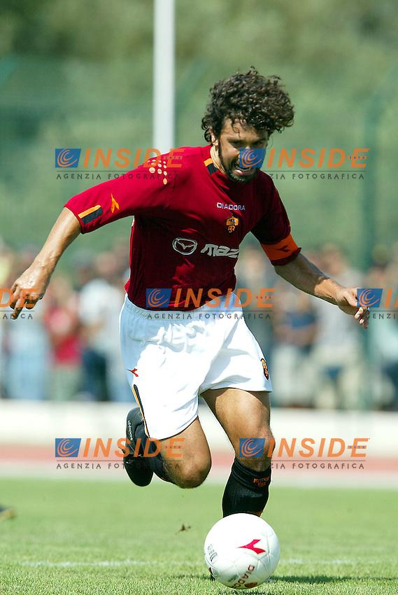 Tivoli 22/8/2003<br /> Tivoli Roma 0-2<br /> Damiano Tommasi<br /> <br /> Foto Andrea Staccioli Insidefoto