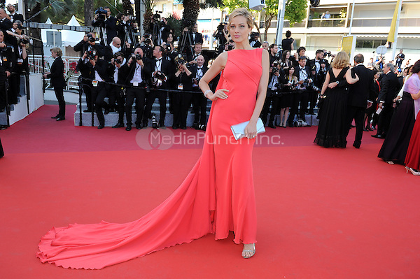 Petra Nemcova at the &acute;Mal de Pierres` screening during The 69th Annual Cannes Film Festival on May 15, 2016 in Cannes, France.<br /> CAP/LAF<br /> &copy;Lafitte/Capital Pictures /MediaPunch ***NORTH AND SOUTH AMERICA ONLY***