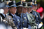 More than 300 people, including officers from around the state, participated in the annual Nevada Law Enforcement Officers Memorial ceremony at the Capitol in Carson CIty, Nev., on Thursday, May 1, 2014. (Las Vegas Review-Journal/Cathleen Allison)