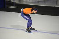 SPEEDSKATING: CALGARY: Olympic Oval, 30-11-2017, ISU World Cup training, Lucas van Alphen (NED), ©photo Martin de Jong