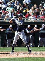 Christian Villanueva - San Diego Padres 2018 spring training (Bill Mitchell)