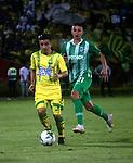Atlético Nacional venció 0-1 a Atlético Bucaramanga. Fecha 2 Liga Águila I-2019.