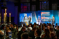 Picture by Allan McKenzie/SWpix.com - 25/09/2018 - Rugby League - Betfred Championship & League 1 Awards Dinner 2018 - The Principal Manchester- Manchester, England - A general view, gv, of the awards dinner.