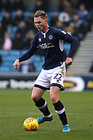 Aiden O'Brien, scorer of Millwall's goal during Millwall vs Preston North End, Sky Bet EFL Championship Football at The Den on 13th January 2018