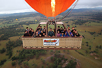 03 October 2017 Hot Air Balloon Gold Coast