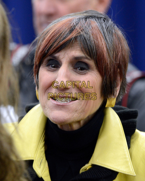 United States Representative Rosa DeLauro (Democrat of Connecticut) attends the remarks of U.S. President Barack Obama and Vice President Joe Biden at an event at the White House in Washington, D.C. to unveil a set of proposals to reduce gun violence on Wednesday, January 16, 2013. .portrait headshot .CAP/ADM/CNP/RS.©Ron Sachs/CNP/AdMedia/Capital Pictures.