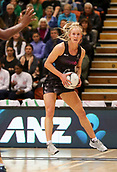 10th September 2017, PG Arena, Napier, New Zealand; Taini Jamison Netball Trophy, New Zealand versus England;  New Zealands Shannon Francois