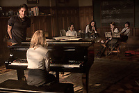 Noah Silver, AnnaSophia Robb, Taylor Russell, Victoria Moroles, Rosie Day & Isabelle Fuhrman<br /> Down a Dark Hall (2018) <br /> *Filmstill - Editorial Use Only*<br /> CAP/RFS<br /> Image supplied by Capital Pictures