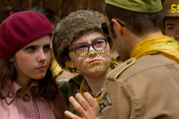 Kara Hayward & Jared Gilman .in Moonrise Kingdom.*Filmstill - Editorial Use Only*.CAP/FB.Supplied by Capital Pictures.