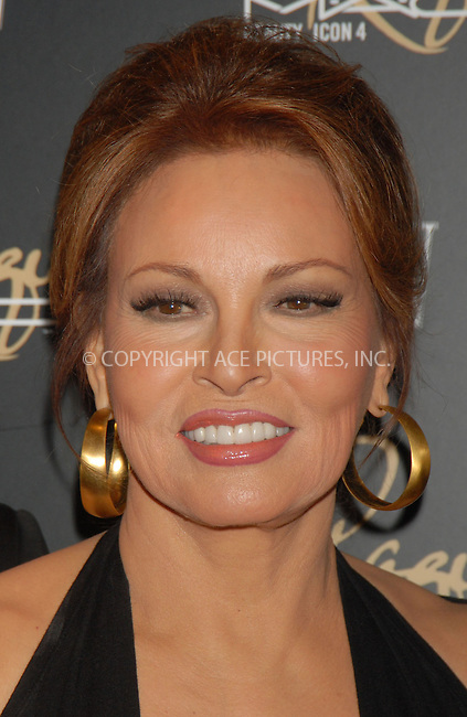 WWW.ACEPIXS.COM . . . . . ....January 17, 2007, New York City.....Raquel Welch attends the MAC Cosmetics celebration to honor her as a Beauty Icon at Gilt the New York Palace Hotel.....Please byline: KRISTIN CALLAHAN - ACEPIXS.COM.. . . . . . ..Ace Pictures, Inc:  ..(212) 243-8787 or (646) 679 0430..e-mail: picturedesk@acepixs.com..web: http://www.acepixs.com