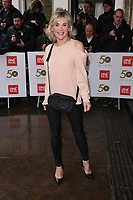 LONDON, UK. March 12, 2019: Anthea Turner arriving for the TRIC Awards 2019 at the Grosvenor House Hotel, London.<br /> Picture: Steve Vas/Featureflash