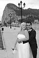Alison and Salva's Wedding, In Gibraltar, Spain