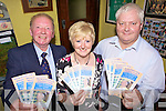 committee members of The Gary McMahon Singing weekend which will held in Abbeyfeale over the 5-7 November, l-r: Tom McKenna(chairperson), Ann Curtin(secretary) and Philip Enright(treasurer)
