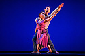Edinburgh, UK. 25.08.2012. Juilliard Dance present a triple bill as part of the Edinburgh International Festival, at the Playhouse. Picture shows a scene from THE WALDSTEIN SONATA. Dancers are: Lois Alexander,.Molly Griffin, Julia Headley, Michelle Carter, Tyler Phillips, Maximilian Cappelli-King, John Harnage, Corwin Barnette. Photo credit: Jane Hobson.