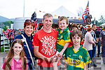 Niamh, Emma, Tomas, Tadhg and Donnchadh Daly Killarney at Bike fest in Killarney on Sunday