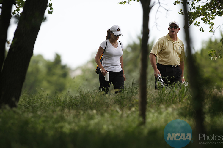 05 JUNE 2011:  Golfers compete during the Division I Men's Golf Championship held at the Karsten Creek Golf Course in Stillwater,OK.  Shane Bevel/NCAA Photos