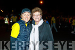Mary Stapleton Foley and Margaret Stapleton, pictured at the Darkness Into Light walk, Tralee, on Saturday last.