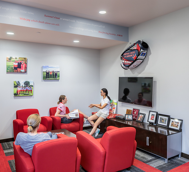 OSU Jane and Walt Dennis Golf Performance Center | GBBN