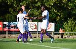 2018-07-14 / Voetbal / Seizoen 2018-2019 / FC Kontich - KFCO Beerschot Wilrijk / Beerschot-Wilrijk viert de 0-1 van Jacques Zoua<br /> <br /> ,Foto: Mpics