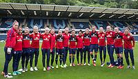 England Women Training at Wycombe Wanderers - 03/06/2016