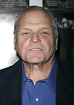 Brian Dennehy attending the Opening Night Performance of SHINING CITY at the Biltmore Theatre with an after party at the Bryant Park Grill in New York City.<br />May 9, 2006