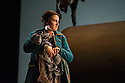 London, UK. 05.03.2013. English Touring Theatre's production of THE SIEGE OF CALAIS by Donizetti, opens at Hackney Empire, prior to touring. Picture shows: Paula Sides (Eleonora). Photo credit: Jane Hobson..