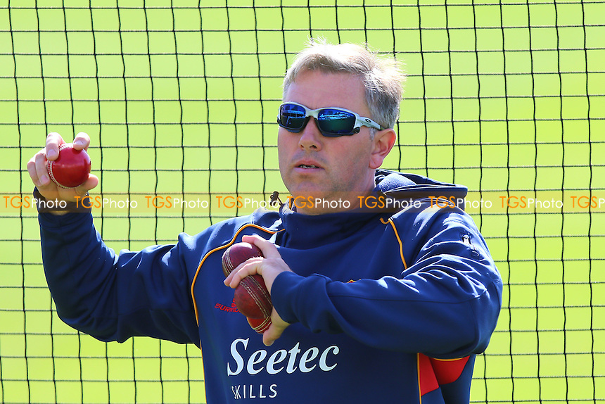 Essex head coach Chris Silverwood ahead of Essex CCC vs Gloucestershire CCC, Specsavers County Championship Division 2 Cricket at the Essex County Ground on 13th April 2016