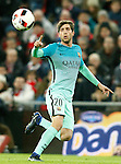 FC Barcelona's Sergi Roberto during Spanish Kings Cup match. January 05,2017. (ALTERPHOTOS/Acero)