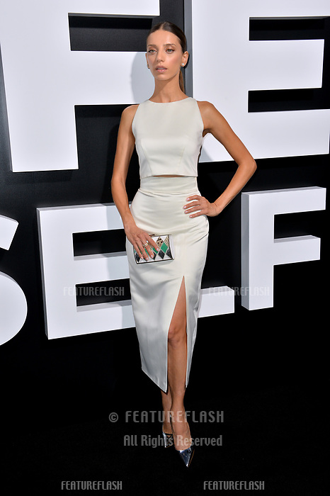"""LOS ANGELES, CA. September 13, 2018: Angela Sarafyan at the premiere for """"Life Itself"""" at the Cinerama Dome.<br /> Picture: Paul Smith/Featureflash"""