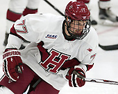 Lewis Zerter-Gossage (Harvard - 77) - The Harvard University Crimson defeated the visiting Boston College Eagles 5-2 on Friday, November 18, 2016, at the Bright-Landry Hockey Center in Boston, Massachusetts.