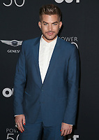 10 August 2017 - Los Angeles, California - Adam Lambert. OUT Magazine's Inaugural POWER 50 Gala &amp; Awards Presentation. <br /> CAP/ADM/FS<br /> &copy;FS/ADM/Capital Pictures