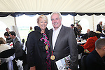 Elemis Polo at the Manor<br /> Gareth &amp; Maureen Edwards<br /> 15.06.13<br /> &copy;Steve Pope