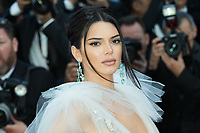 MAY 09 Kendall Jenner at screening of 'Leto' in Cannes