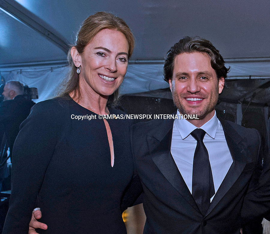 """KATHRYN BIGELOW AND EDGAR RAMIREZ.attend the 2012 Governors Awards in the Grand Ballroom at Hollywood & Highland in Hollywood, Los Angeles_1/12/2012.Mandatory Photo Credit: ©Wawrychuk/NEWSPIX INTERNATIONAL..              **ALL FEES PAYABLE TO: """"NEWSPIX INTERNATIONAL""""**..PHOTO CREDIT MANDATORY!!: NEWSPIX INTERNATIONAL(Failure to credit will incur a surcharge of 100% of reproduction fees)..IMMEDIATE CONFIRMATION OF USAGE REQUIRED:.Newspix International, 31 Chinnery Hill, Bishop's Stortford, ENGLAND CM23 3PS.Tel:+441279 324672  ; Fax: +441279656877.Mobile:  0777568 1153.e-mail: info@newspixinternational.co.uk"""