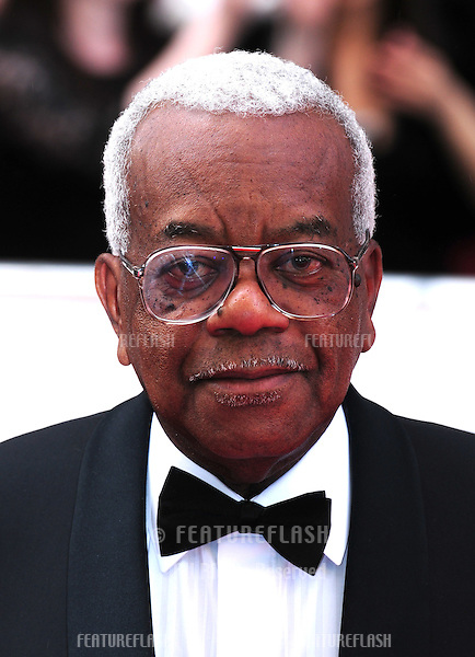 Sir Trevor McDonald arrives for the BAFTA TV Awards at the Grosvenor House Hotel, London. 22/05/2011  Picture by: Simon Burchell / Featureflash