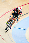 Lee Lok Man of IND in action during the  Youth 11-13 1km Time Trial (Qualifying) at the Hong Kong Track Cycling Race 2017 Series 5 on 18 February 2017 at the Hong Kong Velodrome in Hong Kong, China. Photo by Marcio Rodrigo Machado / Power Sport Images
