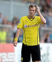 FUSSBALL       DFB POKAL 1. RUNDE        SAISON 2013/2014 SV Wilhelmshaven - Borussia Dortmund    03.08.2013 Kevin Grosskreutz (Borussia Dortmund)