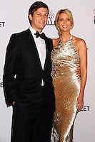 NEW YORK CITY, NY, USA - SEPTEMBER 23: Jared Kushner and Ivanka Trump arrive at the New York City Ballet 2014 Fall Gala held at the David H. Koch Theatre at Lincoln Center on September 23, 2014 in New York City, New York, United States. (Photo by Celebrity Monitor)