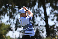 Nathan Kimsey (ENG) on the 3rd tee during Round 3 of the Rocco Forte Sicilian Open 2018 played at Verdura Resort, Agrigento, Sicily, Italy on Saturday 12th May 2018.<br /> Picture:  Thos Caffrey / www.golffile.ie<br /> <br /> All photo usage must carry mandatory copyright credit (&copy; Golffile   Thos Caffrey)