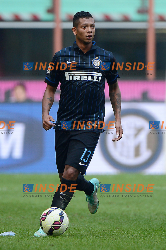 Fredy Guarin Inter<br /> Milano 28-09-2014 Stadio Giuseppe Meazza - Football Calcio Serie A Inter - Cagliari. Foto Giuseppe Celeste / Insidefoto