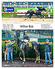 Willow Bob winning at Delaware Park on 10/8/16