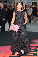 Ferne McCann arriving for the European premiere of Godzilla, at Odeon Leicester Square, London. 11/05/2014 Picture by: Alexandra Glen / Featureflash