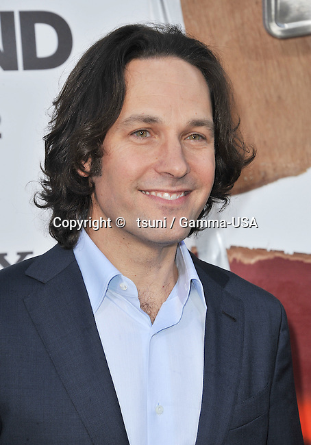 Paul Rudd  arriving the This is The End Premiere at the Westwood Village Theatre In Los Angeles.